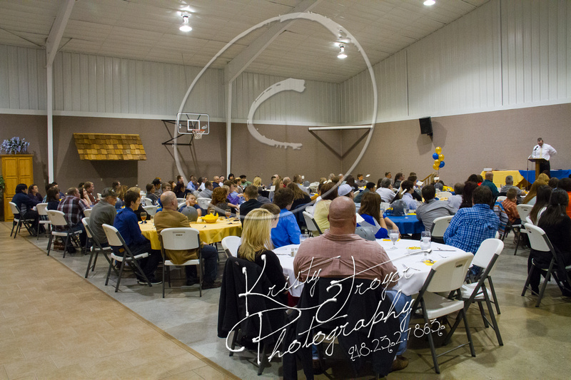 2014-15 Pryor Tigers Football Banquet