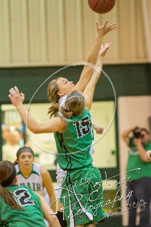 Adair vs Chelsea Girls Basketball